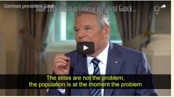 Elites-Population-German-Pres-Gauck
